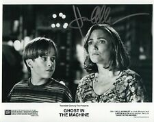 Karen Allen Cinema Signed Photo Ghost in The Machine Autographed Actress Coa