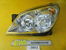Scheinwerfer links       Opel Astra H 1,6 Kombi         93190069      Nr.34912
