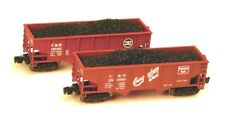 Z scale Full Throttle Colorado Coalers 33' Hopper Set Ftcol44