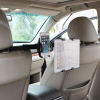 Supporto tablet+smartphone posteriore auto automobile staffa poggiatesta 360°