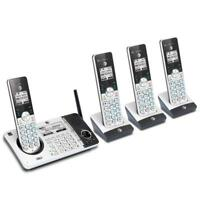 AT&T 4-Handset Connect-to-Cell Answering System with Caller ID/Call Waiting