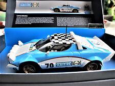 "Scalextric Lancia Stratos #70 ""celebrating 60 years"" ref. c3827a"