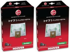 LOT de 2 paquet 4 sacs aspirateur H71 HOOVER purehepa  freespace evo 35601069