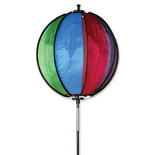 Small Staked Rainbow Spinner Ball..12..... PR 25411