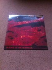 Fini Tribe - Make It Internal / Wax Trax! Records ‎– WAXUK 028 / EX/EX 12""