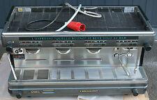 La Cimbali M32 Dosatron Schwarz/Edelstahl Espressomaschine 3-Gruppig