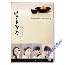 "BUY 5 GET 1 Free""   Fermentation Family Korean Drama (4DVDs) GOOD_ENG SUBS"