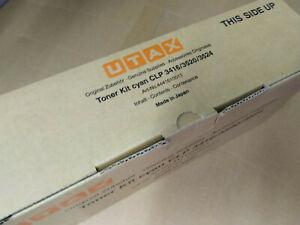 UTAX Toner Cyan CLP 3416/3520/3524 Toner Kit 4441610011 Original Japan