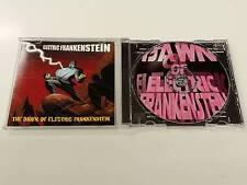 ELECTRIC FRANKENSTEIN THEW DAWN OF ELECTRIC FRANKENSTEIN CD 2000