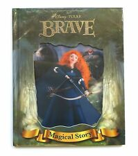 "Disney ""Brave"" Fairy Tales Magical Story Reading Book 3D Cover Children Ages 2+"
