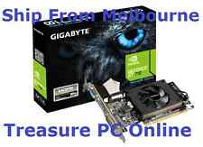 GIGABYTE nVIDIA GeForce GT710 2GB Video Graphics Card HDMI GV-N710D3-2GL