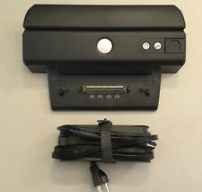 Dell Docking Station Pro1X For Latitude and Inspirion Laptops, plus cord