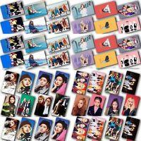 Lot of & Kpop BLACKPINK HD Waterproof Lustre Photo card Crystal Card Sticker
