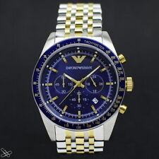 Orologio Cronografo AR6088 Uomo Emporio Armani-2 ANNI   DI  GARANZIA