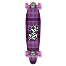 Yocaher Complete Dice Kicktail Longboard