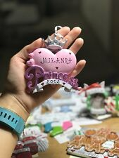 Personalized Christmas Ornament/Granddaughter 1st Xmas/girlfriend/niece/daughter