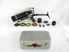 KMZ Photosniper con Zenit-es SLR + TAIR 3-phs 4,5/300 + Helios - 44-2 2/58 IN SCATOLA