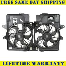 Radiator And Condenser Fan For Ford Escape Mazda Tribute MA3115121