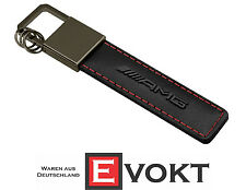 Original Mercedes-Benz keyring traffic red AMG black red  gray perfect Gift