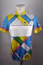 sportful vintage 80s 90s cycling jersey Bike Rad Trikot Gr XL - 52cm W2