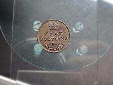 1/2 Farthing 1844 Großbritannien (617)