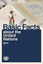 Basic Facts about the United Nations 2014-ExLibrary
