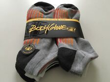 New Mens Body Glove 6 Pack Skater Surfer Street Gym Fitness Daily Low Cut Socks