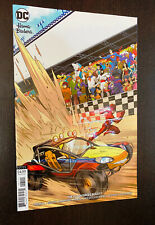 FLASH / SPEED BUGGY #1 (DC Hanna Barbera 2019) -- VARIANT Cover -- VF/NM