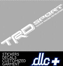 TRD Off Road USA Decal Toyota Tacoma Tundra Vinyl Sticker