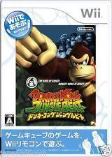 Used Wii Donkey Kong Jungle Beat Nintendo JAPAN JP JAPANESE JAPONAIS IMPORT