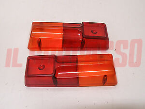 Plastic Lights Rear Alfa Romeo 2600 Sedan Altissimo Original