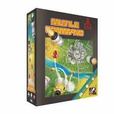 Atari Missile Command Board Game - New