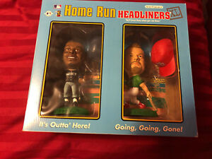 Home Run Headliners XL MLB Mark McGuire And Ken Griffey 1998 New In Box
