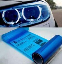30x100cm Dark Blue Car Van Headlight Fog Taillight Wrap Tint Vinyl Film Sticker