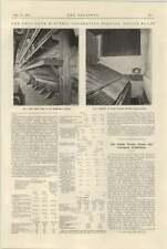 Caldera eléctrica puerta 1925 Infierno planta Horno Fogonero Fotos
