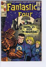 Fantastic Four #45  Marvel 1965 1st appearance  Inhumans