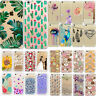 Transparent Soft Silicone TPU Cover Case For iPhone 5S SE 5C 6S 7 7Plus 8