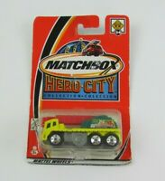 Matchbox Hero-City Collection Mattel Wheels 24