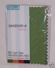 Darice David Tutera Celebrate A7 Layers Step 2 Size A 12 Pack New Free Shipping!
