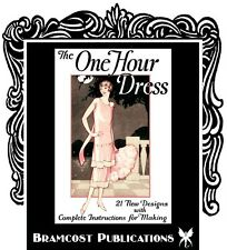 1925 One Hour Dress *BOOK 3* (Vintage Sewing Patterns)