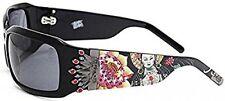 Christian Audigier Sunglasses Cas-412 black
