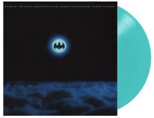 Danny Elfman Batman Soundtrack LP Coloured Turquoise Vinyl New Sealed