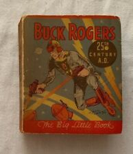 BUCK ROGERS IN THE 25TH CENTURY AD  BLB  1933  BLB  COCOMALT PREMIUM  WHITMAN