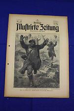 BERLINER ILLUSTRIRTE ZEITUNG (1918 Nr. 23) Pergolese-Tag/1. Weltkrieg/WW 1