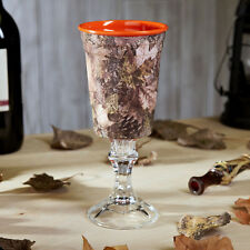 The Original Rednek Solo Wine Party Cup Camouflage & Orange