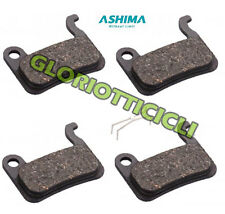 ASHIMA - SET 4 PASTIGLIE ORGANICHE COMPATIBILI SHIMANO XT/XTR 965/966