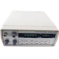 VICTOR VC2002 Function Signal Generator 5 Digits (0.2 Hz ~ 2 MHz) 7 Frequency