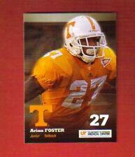 RARE 2007 UT Vols Football Arian Foster Rookie Card LK