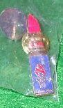 Avon vintage 1996 Olympic lipstick pin mint