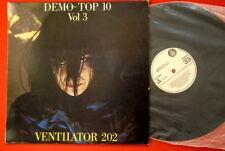 VENTILATOR 202 DEMO TOP 10 REX ILUSIVII LA STRADA'85 LP
